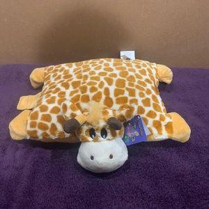 Pillow Pet - Giraffe CalPlush Pillow Friends